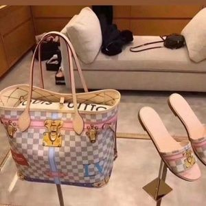 Louie Vuitton summer 2018